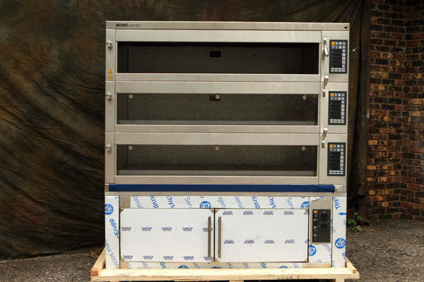 Double Deck Convection Oven Van Do Equipment — Sales and Service for New & Used Bakery ...